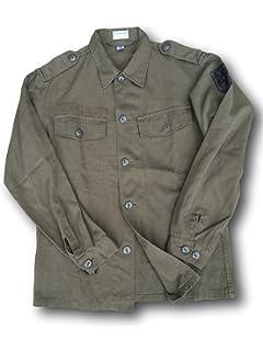 bac4de55 German Army Bundeswehr Vest, unisex size, military chic: Amazon.co ...