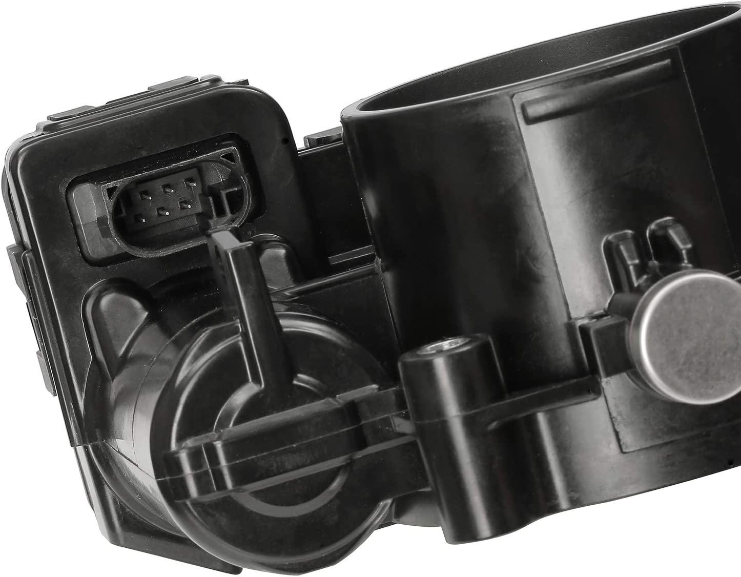 Electronic Throttle Body Assembly with IAC TPS for 2007-2011 Dodge Dakota Durango Nitro Ram 1500 Jeep Commander Grand Cherokee Liberty Mitsubishi Raider 3.7L 3.8L 04861661AB Replace# 04861661AA