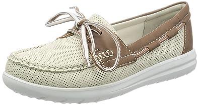 980f893a8 Clarks Women s s Jocolin Vista Boat Shoes Blue  Amazon.co.uk  Shoes ...