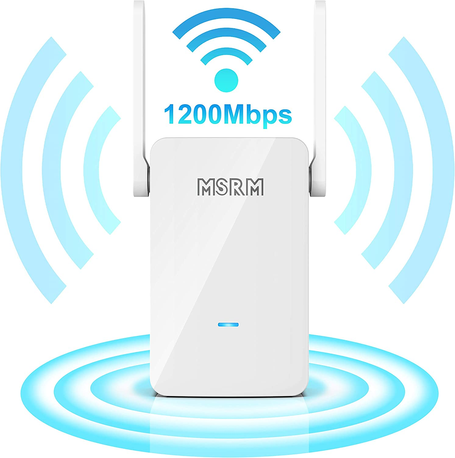 Computers & Accessories Repeaters ghdonat.com 1200Mbps WiFi ...