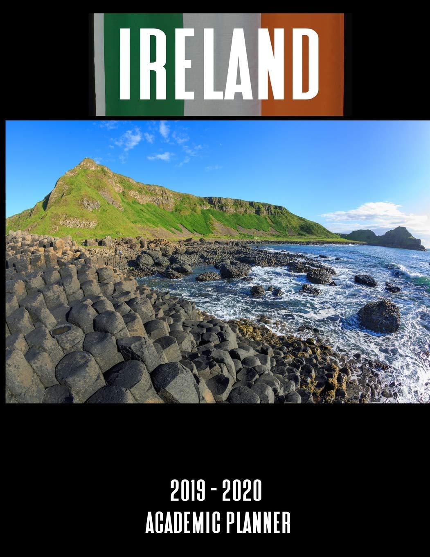 December 2020 Cal 18 Calendar Amazon.com: Ireland 2019   2020 Academic Planner: An 18 Month