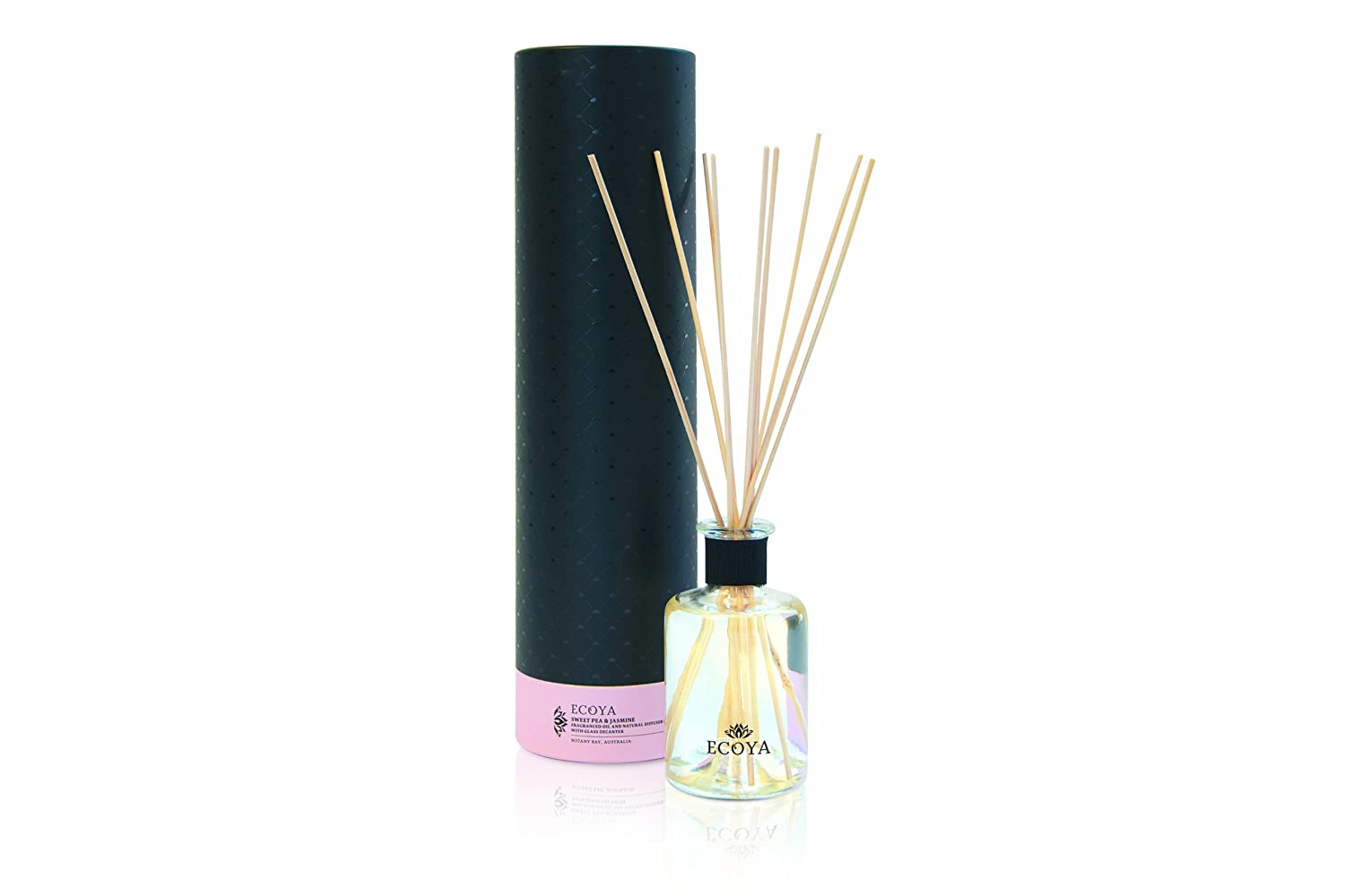 Ecoya Reed Diffuser In Sweet Pea and Jasmine Fragrance B005ETS44Q