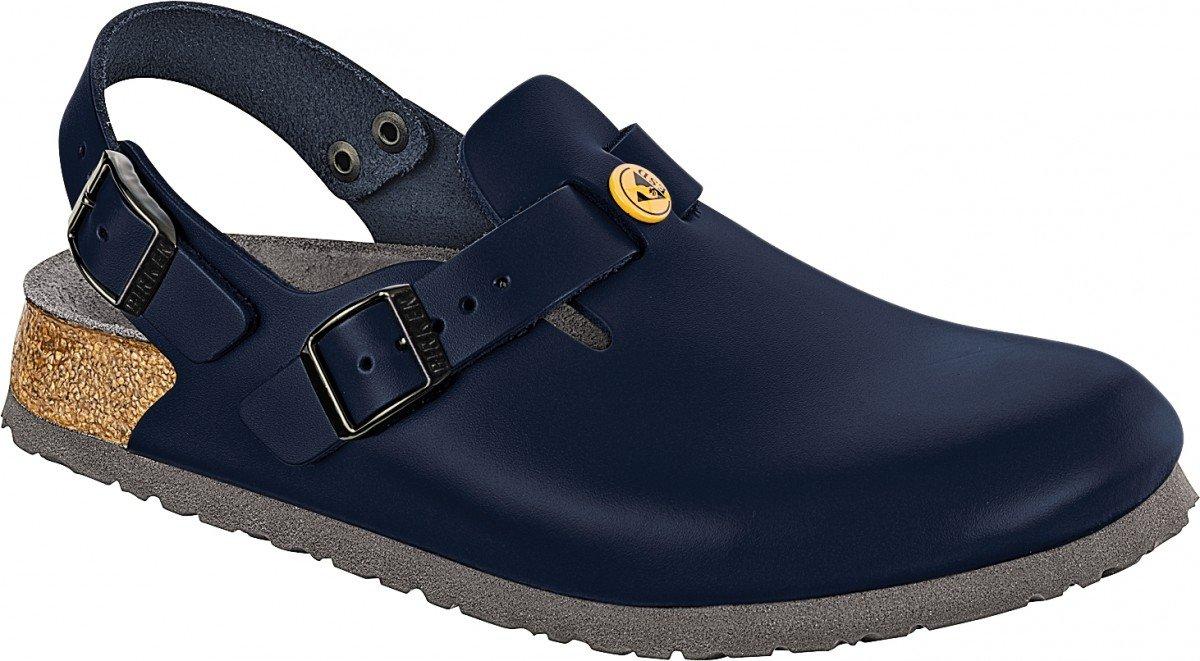 Birkenstock - Botas de cuero para niña 42 EU|Azul