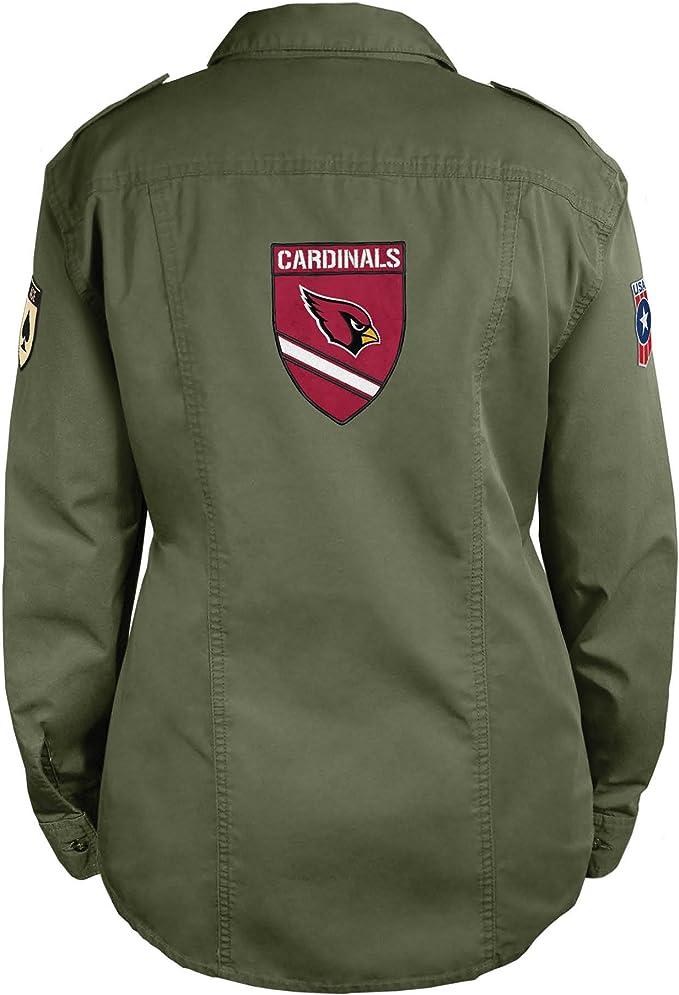 NFL Mens Military Field Shirt
