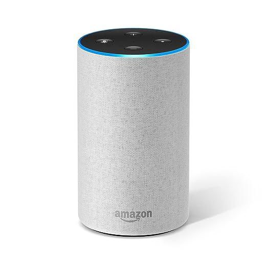 Amazon Echo (2.ª generación) - Altavoz inteligente con Alexa ...