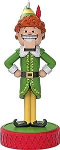 Hallmark Keepsake Christmas Ornament 2019 Year Dated Elf Son of a Nutcracker with Sound