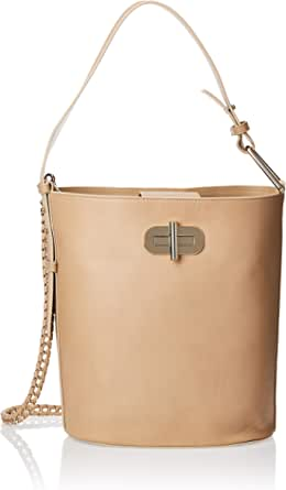 Tommy Hilfiger Bucket Bag for Women-Sand