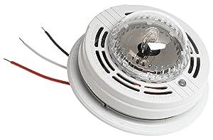 Kidde SL177i Fyrnetics Hardwire Strobe Light for the Hearing Impaired, Interconnectable
