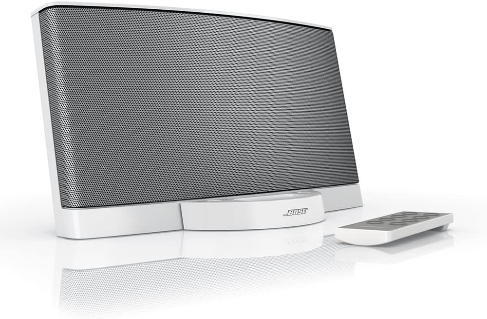 Bose SoundDock Series II 30-Pin Speaker Dock compatible with iPod/iPhone (Gloss White) (Discontinued by Manufacturer)