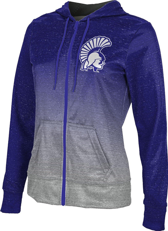 Gradient School Spirit Sweatshirt ProSphere Winona State University Girls Zipper Hoodie