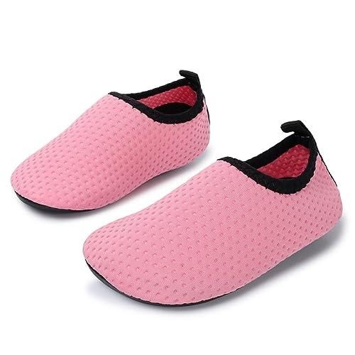 55e515e565709 ... JIASUQI Outdoor Sports Aqua Skin Water Shoes Casual Beach Sandals  Baby