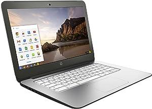 Used Chromebook in Good Condition 14-SMB Lightweight Laptop 14 inch HD Laptop Intel Celeron 2955U 2 GB RAM 16 GB eMMC (Black) Chrome OS Online Class