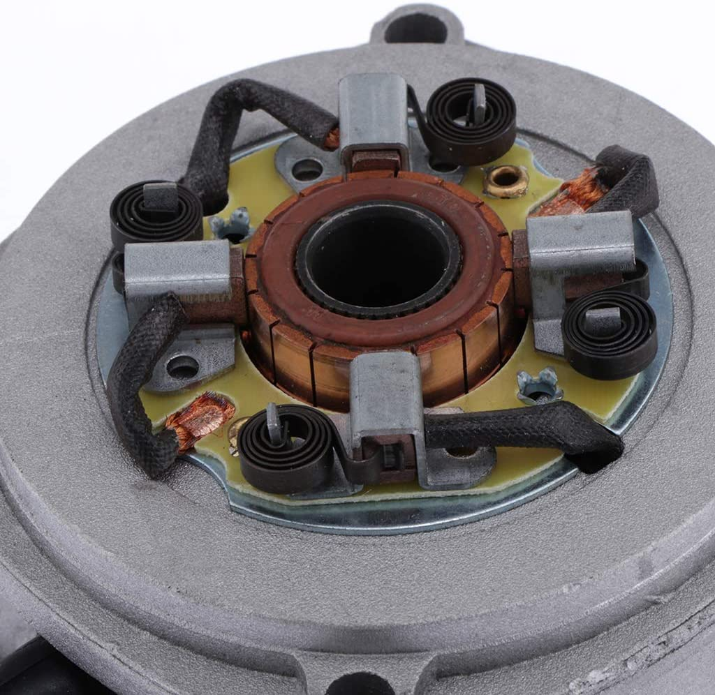 kesoto Electric Start Starter Motor for 2 Stroke 47cc 49cc ATV Pocket Bike Dirt BIK Go Kart Scooter Universal