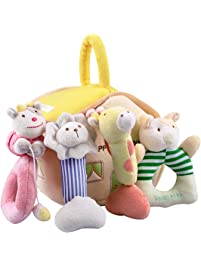 Amazon gifts baby products toy banks keepsakes gift 4 plush baby negle Gallery