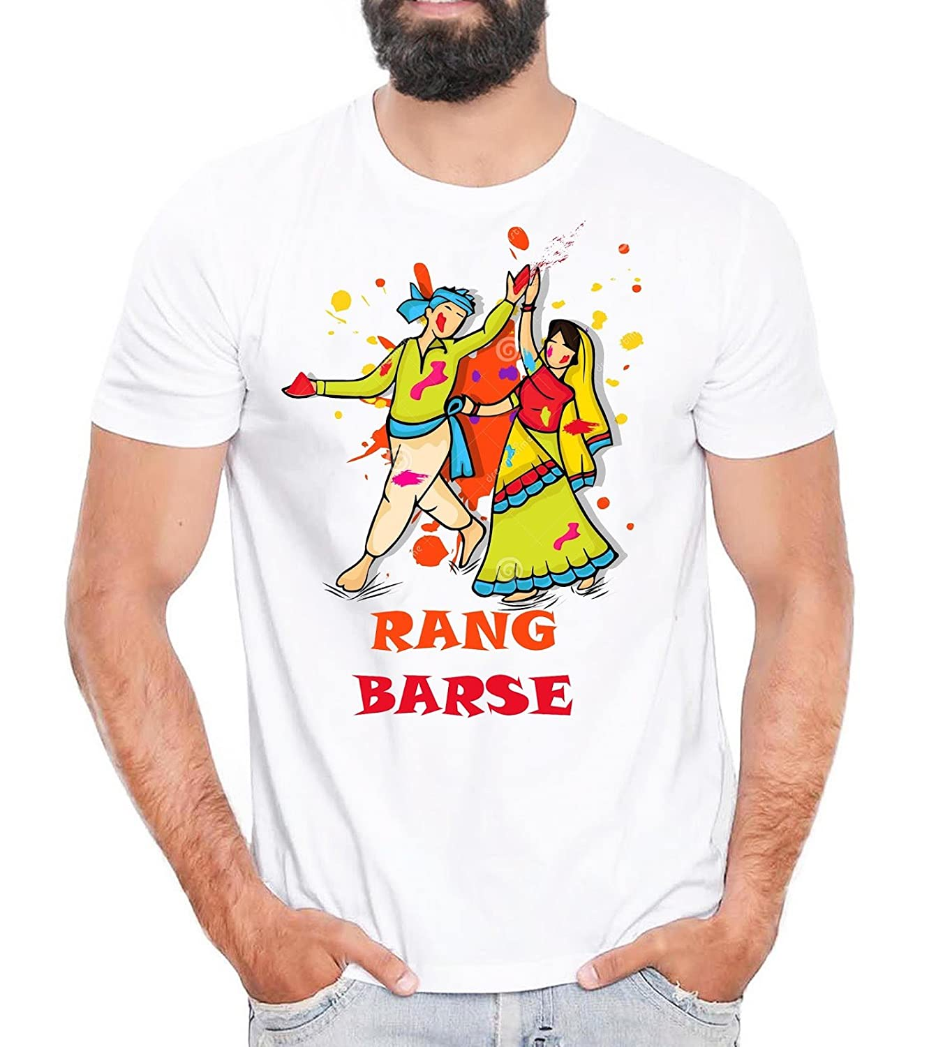 Best Holi T-shirts Under 300 in India 2018