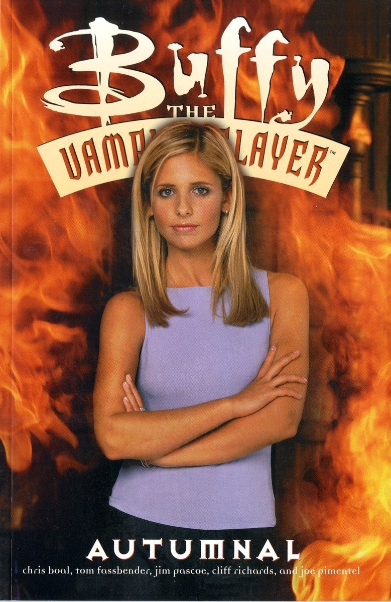 Download Buffy the Vampire Slayer, Vol. 9: Autumnal ebook