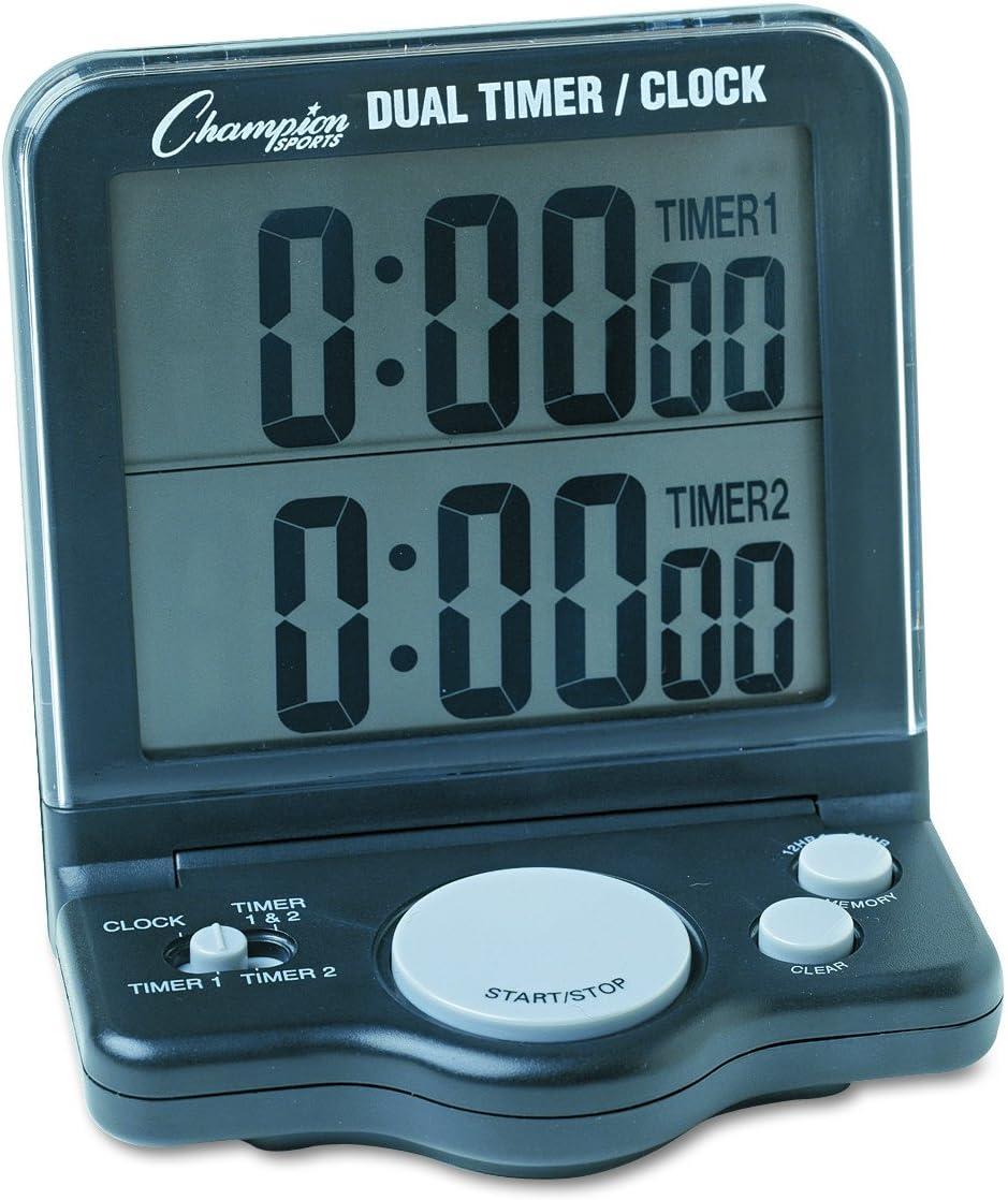 Champion Dual Timer Clock (DC100)