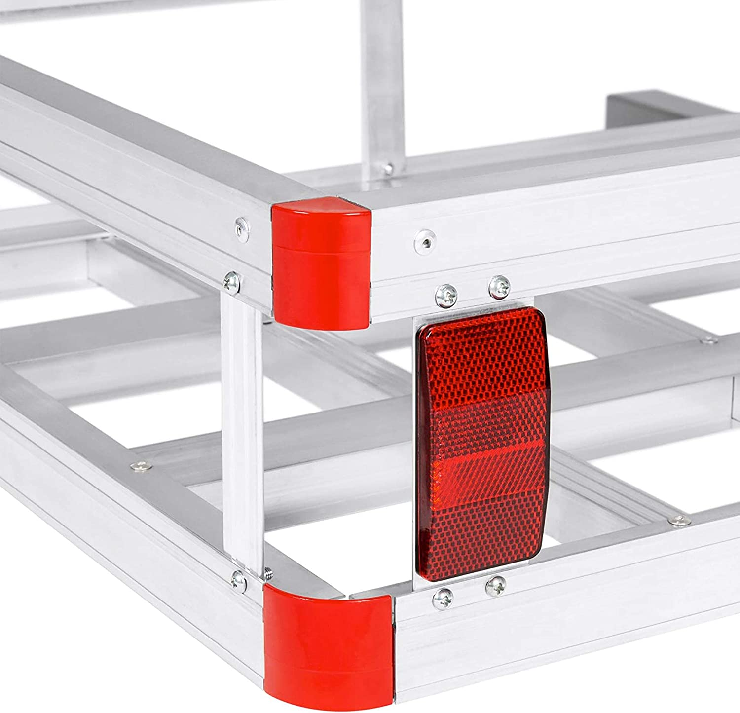 Light Weight//Heavy Duty All Aluminum Cargo Carrier with A 500 LB Capacity