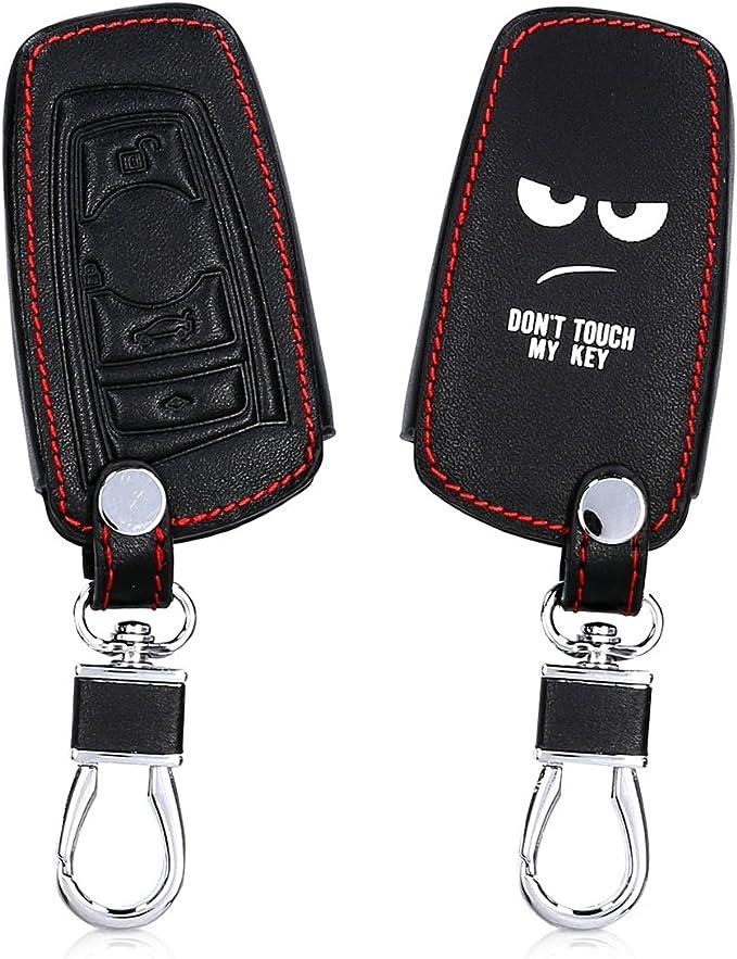 Llaves del coche smartkey carcasas para bmw 7er f01 f02 f03 f12 batería