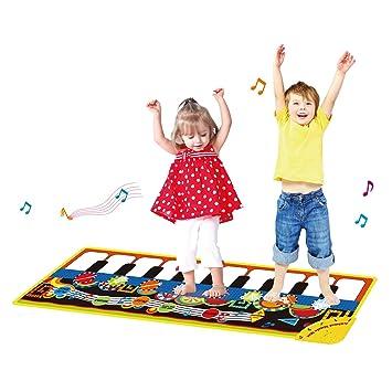 Regalos Para Ninos Pequenos.Cymy Piano Musica Dance Mat Para Ninos Los Mejores Regalos