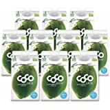 Coco Drink Bio Kokoswasser kaufen im Sparset, 10 x 500ml