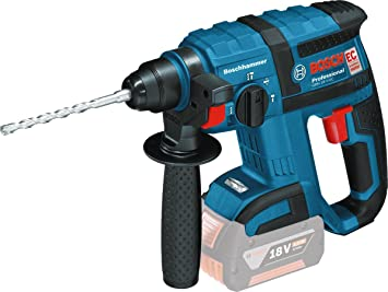 Beliebt Bosch Professional Akku Bohrhammer GBH 18 V-EC (ohne Akku, 18 V FX27
