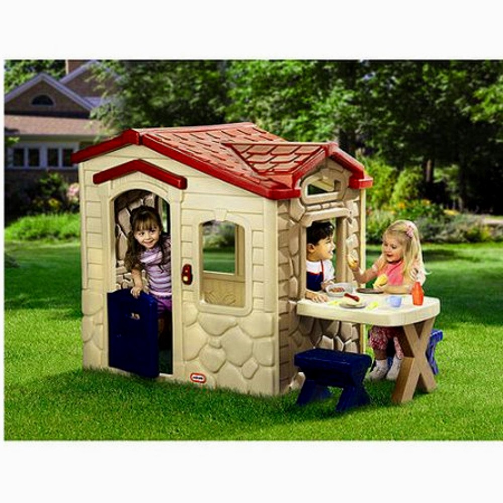 Amazoncom Toddler Playhouse For Kids Children 1 Year Old Min Beige