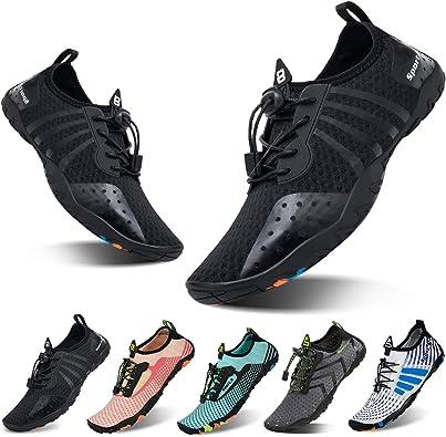 YALOX Water Shoes Mens Womens Beach