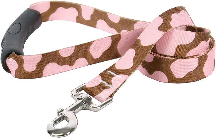 Yellow Dog Design White Wine EZ-Grip Dog Leash-with Comfort Handle