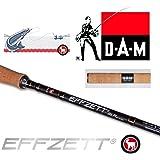 DAM Fz Effzett SLR 2,70m 2-tlg 80-100g 250g 2219270 Spinnrute