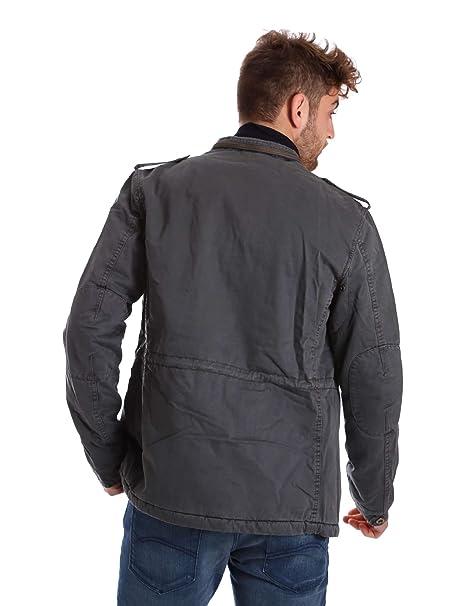 Gaudi jeans 721BU35024 Jacke Man Green 3XL: