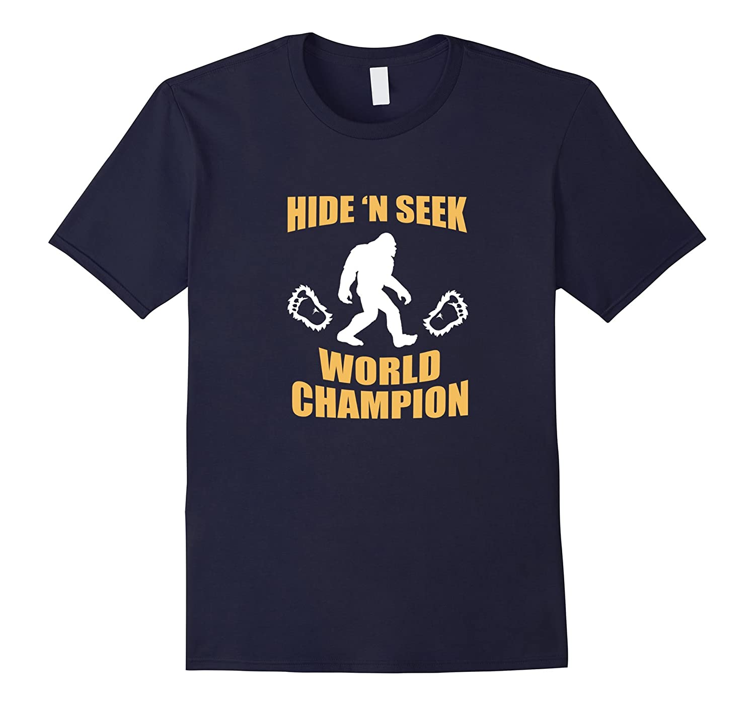 cedadd298 Hide 'N Seek World Champion Bigfoot T-Shirt-TH - TEEHELEN
