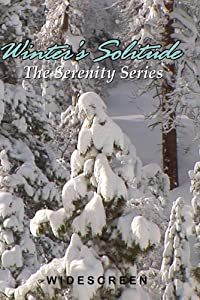 Winter's Solitude: video for relaxation, meditation & mood. Enjoy the serene beauty of nature in Winter as snow cover landscapes and peaceful snowfall transform your TV into art.