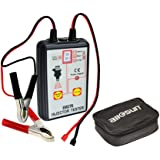 ALLOSUN Injector Tester Auto Fuel Injector Tester 4 pluse modes 12V Diagnosis