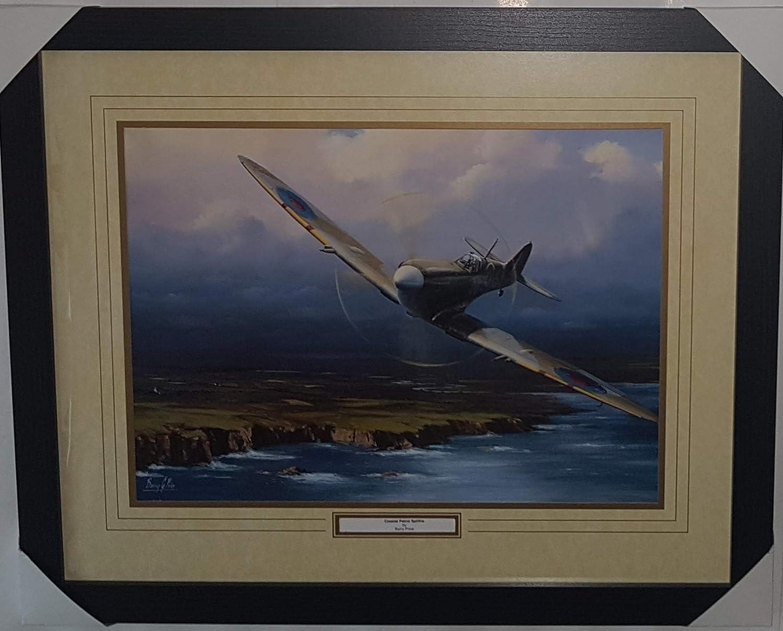 Spitfire Framed Photographs