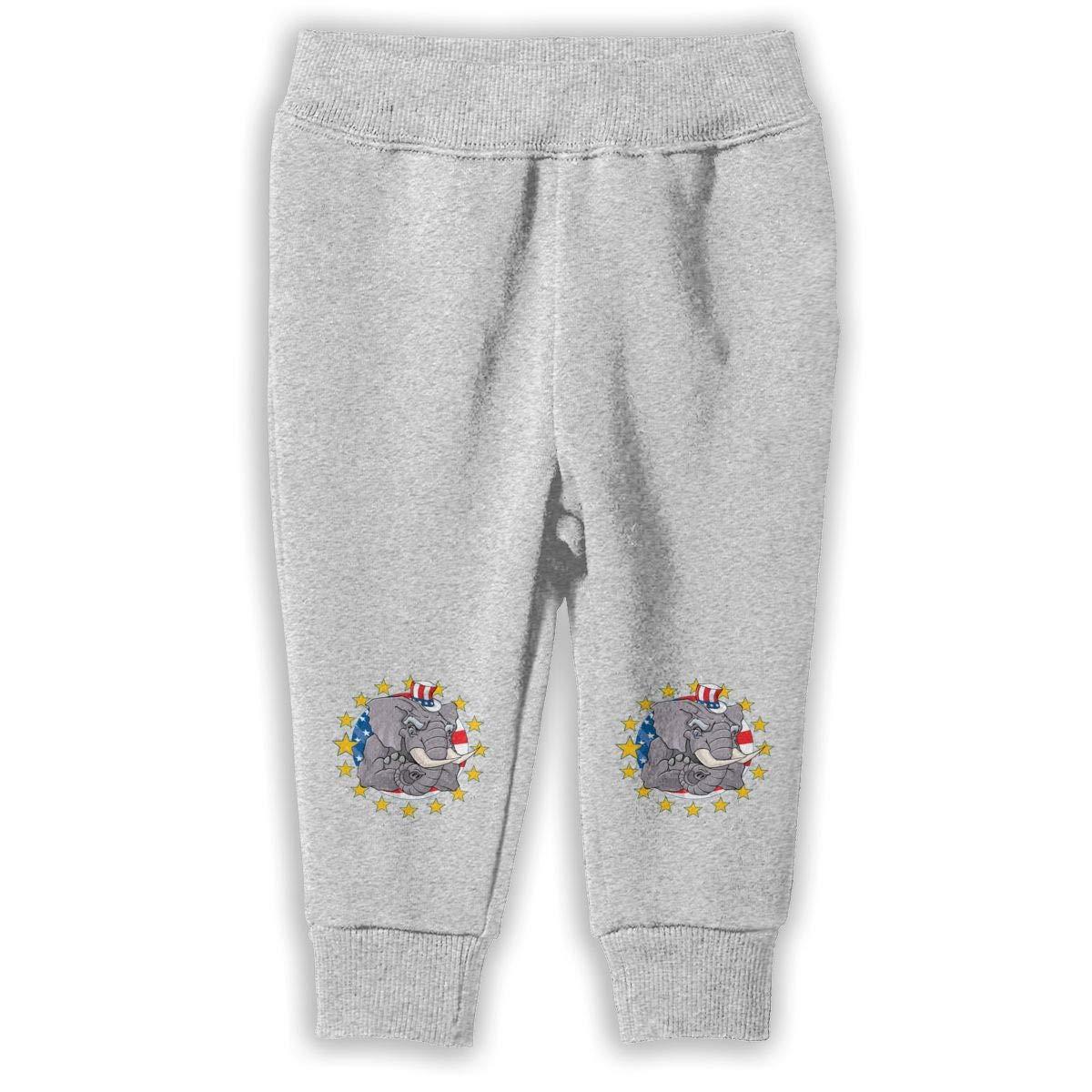 Sunshine Store Elephant 2020 Kids /& Toddler Pants Soft Cozy Kids Sweatpants
