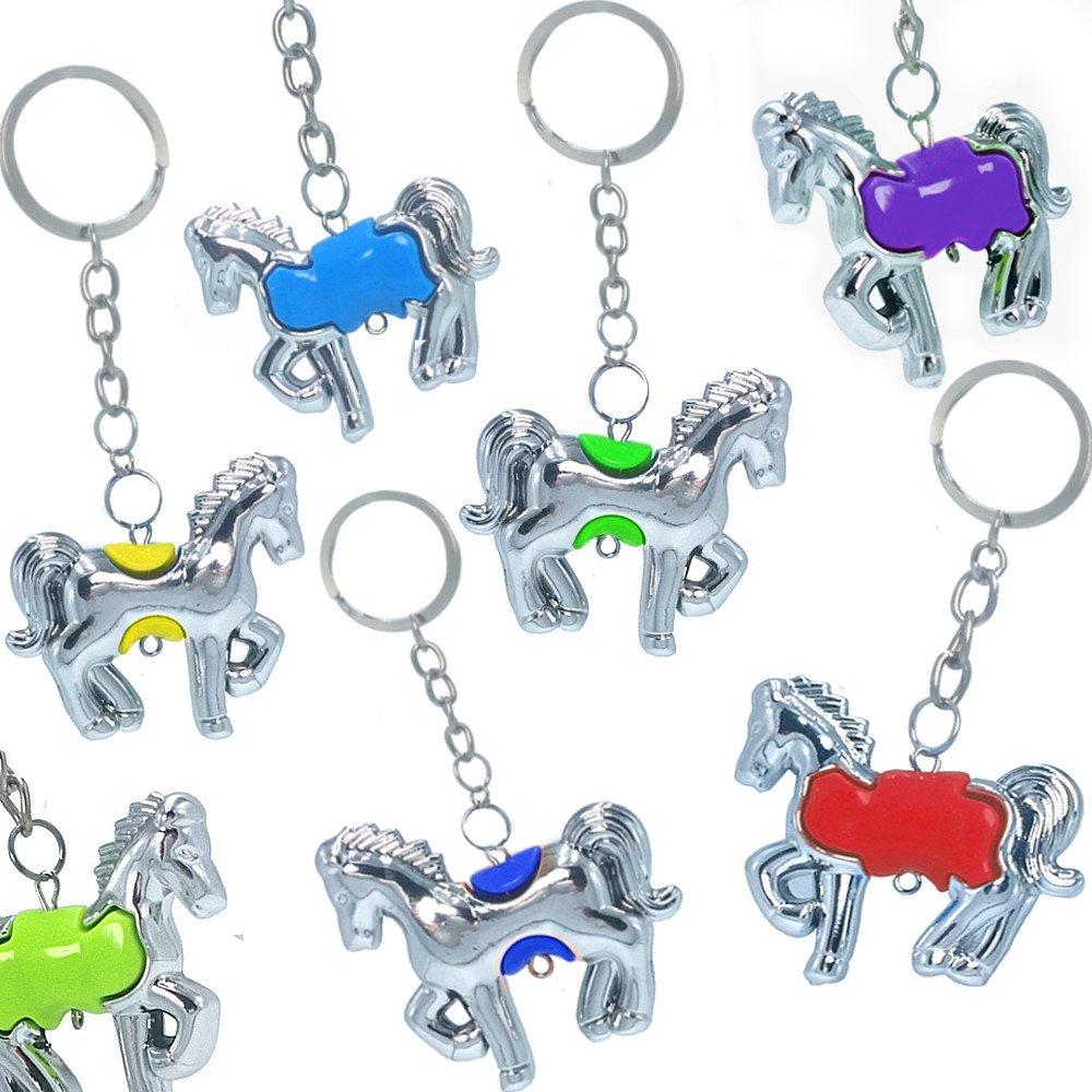 German Trendseller®   12 X Zauberhafte Pferde   Schmuck Anhänger ┃ Mädchen  ┃ Mitgebsel ┃
