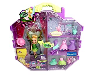 Disney Fairies Walmart Exclusive Tinks Ultimate Pixie Closet by JAAKS Pacific