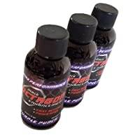 Octagon - All Natural Enhancement Energy Stamina Booster - Grape Flavor - The Best Male Energy Shooter (Grape, 3 Pack)