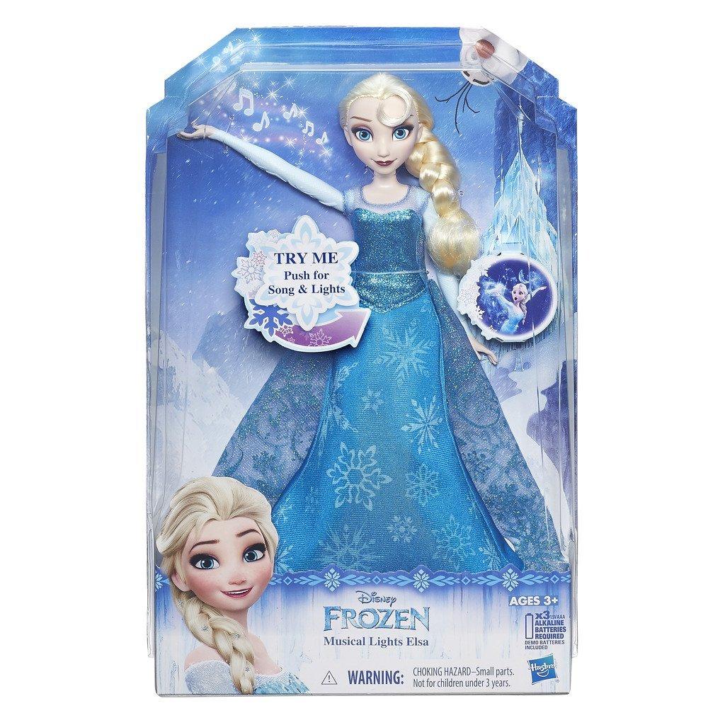 Disney Frozen B6173103 - Bambola Elsa Cantante Hasbro European Trading B.V