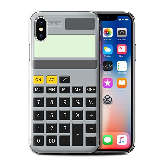 Amazon com: STUFF4 Phone Case/Cover for Apple iPhone Xs