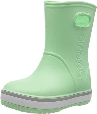 Crocs Unisex barn Crocband Rain Boot K gummistövlar