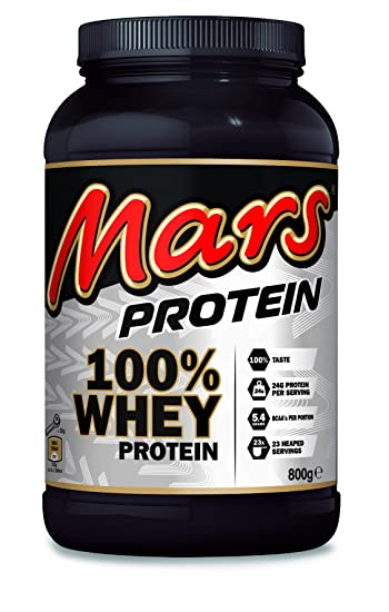 Mars Protein Powder Tub, 800 g