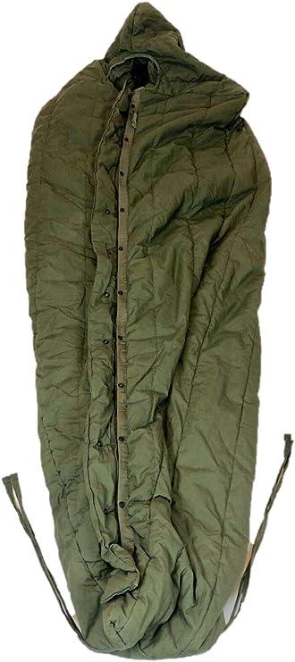 TENNIER Sleeping Bag  Black Intermediate Cold Weather Mummy-Style MSS