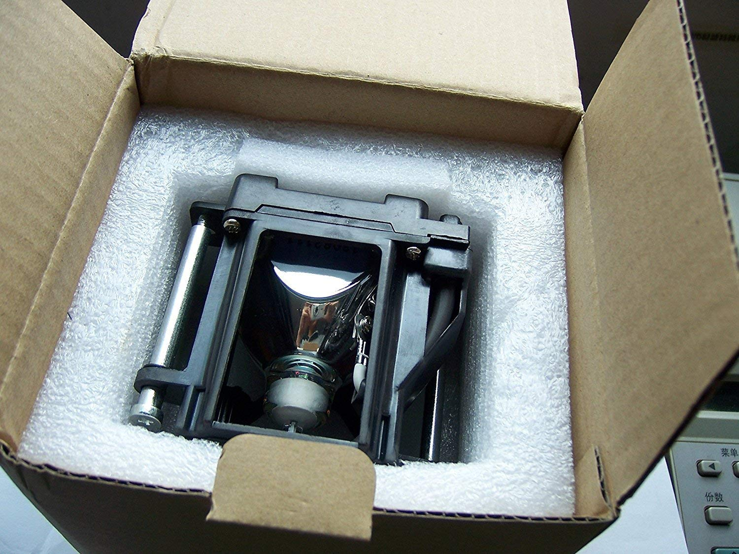 TS-CL110UAA Replacement Lamp with Housing for HD-52G887 HD52G887 JVC Televisions