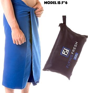 Incite Elite Microfibre towel lightweight travel beach towelExtra large quick