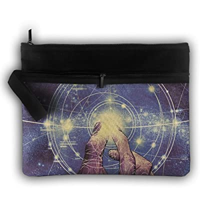 Universe Cute Trip Toiletry Bag Travel Receive Bag Toiletry Jewelry Bag