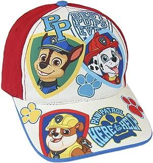 Paw Patrol 2200-2003 Cappello Visiera, Cotone, Bambini, Multicolore