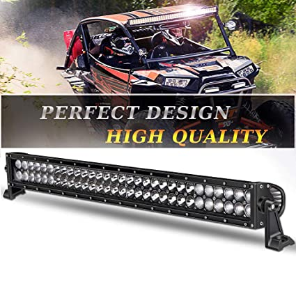 TURBO SII 32Inch LED Light Bar IP67 WATERPROOF Spot & Flood Combo Beam Light Bar,