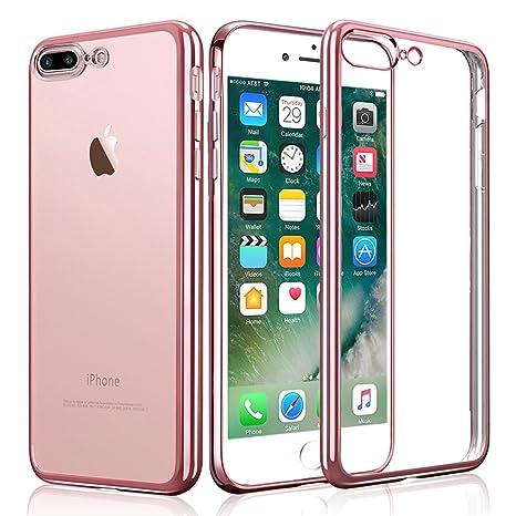 kktick 8 plus  iPhone 8 Plus Custodia, KKtick iPhone 7 Plus Case Cover Sottile ...